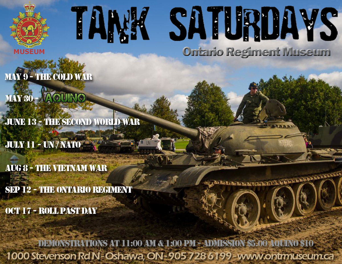 Learn more about Tank Saturdays